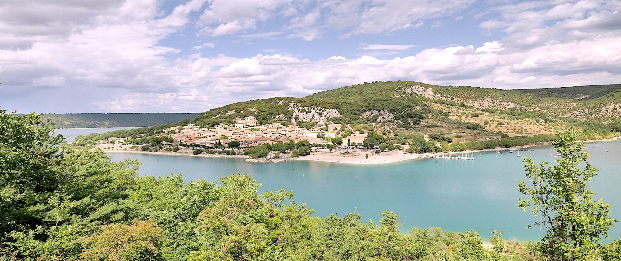 camping aux vallons bauduen lac de sainte croix