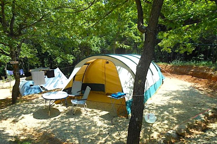 Emplacement Camping Gorges Du Verdon Lac Sainte Croix  Aux Vallons
