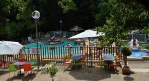 location camping avec piscine chauffée aux gorges du Verdon