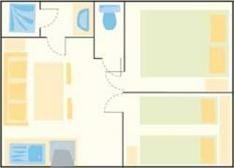 location mobil home en verdon pas cher